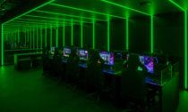Specializovaný hráčský obchod Razer vLondýně