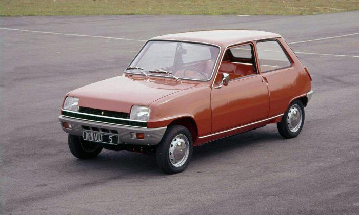 Renault 5 sevyráběl 24 let astal senejprodávanějším autem Francie