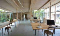 Kancelář ve čtvrti Sanno do Studia Velocity