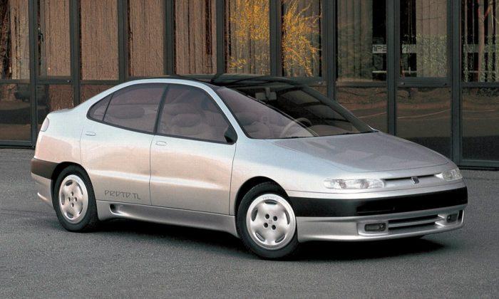 Pokrokový koncept Seat Proto TL odstudia Italdesign slaví 30 let