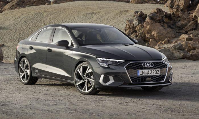 Audi přiostřilo avýrazně modernizovalo druhou generaci limuzíny A3