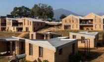 Nepálská nemocnice Bayalpata od Sharon Davis Design