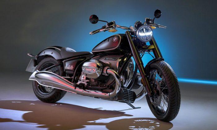 BMW Motorrad představuje sériovou podobu cruiseru BMW R 18