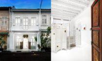 Canvas House v Singapuru od studia Figment a Ministry of Design