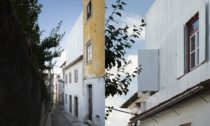 Casa Matias Alves v portugalském městě Leiria od Joana Marcelino Studio