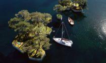 Plovoucí ostrovy Copenhagen Islands od dvojice Marshall Blecher a Magnus Maarbjerg