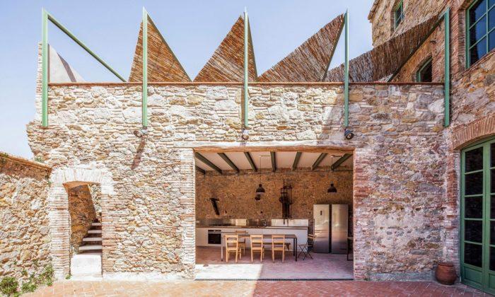 Ve Španělsku přestavěli starou továrnu načokoládu nastylové bydlení