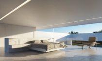 Compluvium House v Madridu od Fran Silvestre Arquitectos