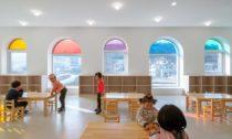 Mateřská škola Kaleidoscope od Sako Architects