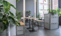 Zlínská kavárna Jedním tahem odateliéru 3P