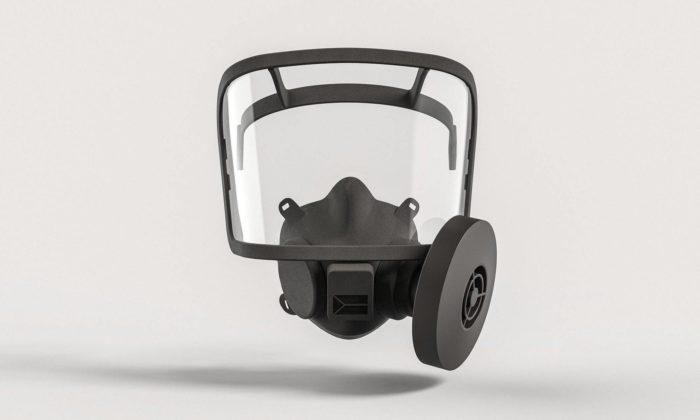 Tři čeští designéři navrhli 3D tištěné ochranné štíty nejen pro respirátory odČVUT