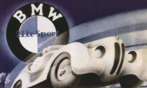 Aerodynamic BMW 328