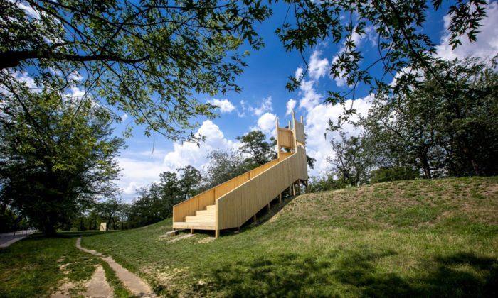 Nejlepší pražskou krajinářskou architekturu představuje on-line výstava Praguescape