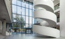 Střední škola Lumion vAmsterdamu odAtelier Pro Architects