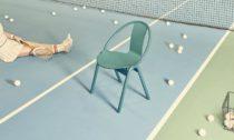Kolekce židlí Grand Slam odčeské značky Ton
