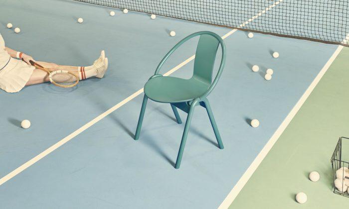 Alex Gufler navrhl pro českou značku Ton kolekci židlí Grand Slam