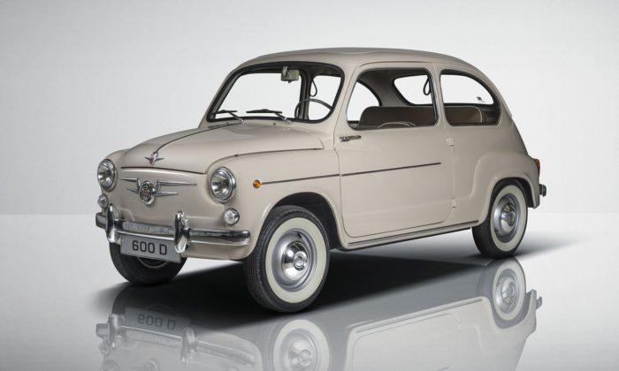 Seat slaví 70 let odzaložení apřipomíná výrazné vozy včetně modelu 600
