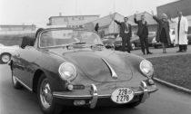 70 let sbírky vozů Porsche