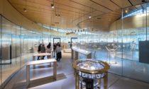 Muzeum s ateliérem Audemars Piguet od BIG
