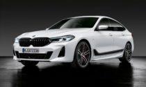 BMW 6 Gran Turismo – M Performance Parts