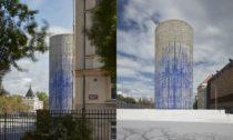 Federico Díaz a jeho projekt Heraldic výdechu z tunelu Blank