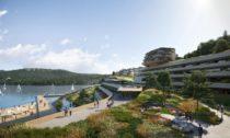 Gyeongdo Island v Jižní Koreji od UNStudio