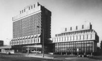 Ukázka z výstavy Nebourat! Podoby brutalismu v Praze