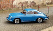 Porsche 356 C porenovaci