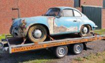 Porsche 356 C po renovaci