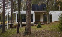 Rodinný dům v Jevanech od ABM architekti