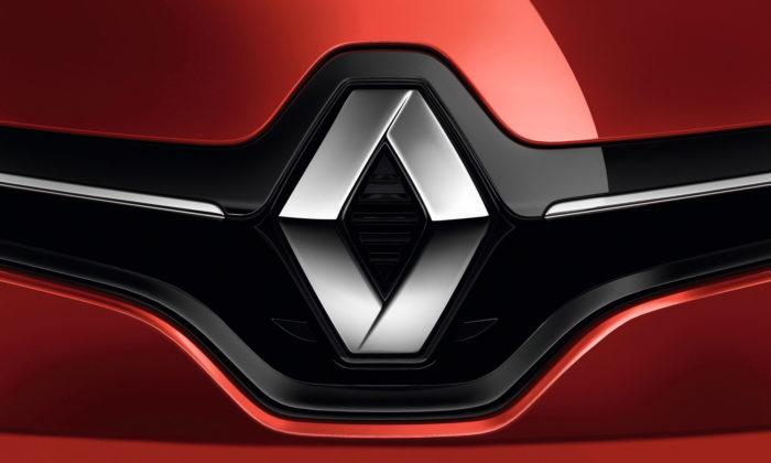 Renault upříležitosti výročí 122 let připomíná historii loga skosočtvercem