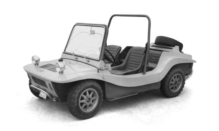 Škoda si kvýročí připomíná své čtyřmístné Buggy ze 70.let