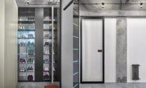 Rekonstrukce mezonetového bytu v pražském Podolí od SMLXL