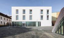 Společenské centrum Sedlčany od ateliéru A8000