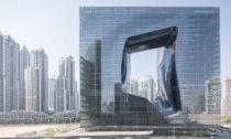 Hotel Opus vDubaji odZaha Hadid Architects