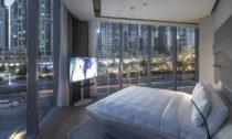 Hotel Opus v Dubaji od Zaha Hadid Architects