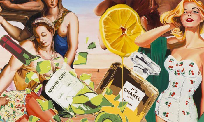 Museum Kampa otevřelo společnou výstavu děl Alfonse Muchy aPasty Onera