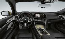 BMW řady 8 Golden Thunder Edition