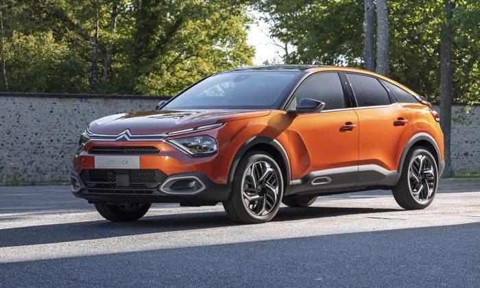 Citroën představil novou generaci modelu C4 aplně elektrickou verzi ë-C4