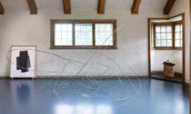 Ukázka z výstavy House Sitters dvojice Eva Eisler a Peter Demek