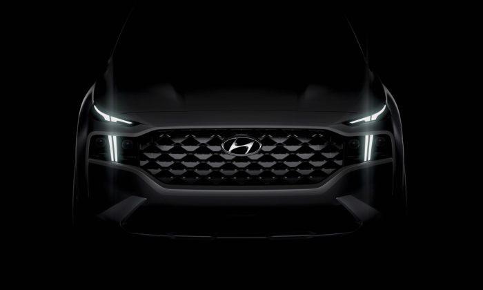 Hyundai Santa Fe slaví 20 let modernizovanou verzí snovou maskou ainteriérem
