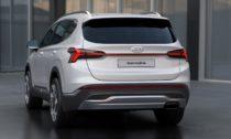 Hyundai Santa Fe na rok 2020