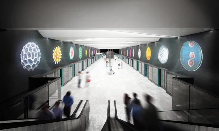 Praha představila výtvarnou podobu dalších tří stanic nového Metra D