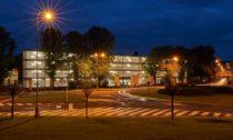 Parkovací dům Jana Gayera v Hradci Králové od ateliéru Architekti Chmelík & partneři