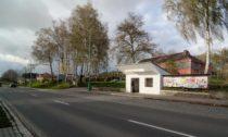Pravá vesnická zastávka v Krucemburku od ateliéru DPA