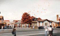 Pražské tržnice v Holešovicích na vizualizacích po dokončení