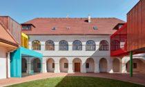 Rekonstrukce arozšíření ZŠ Vřesovice odPublic Atelier astudia Fuuze