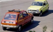 Klasický Renault 5