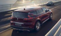 Renault Espace na rok 2020