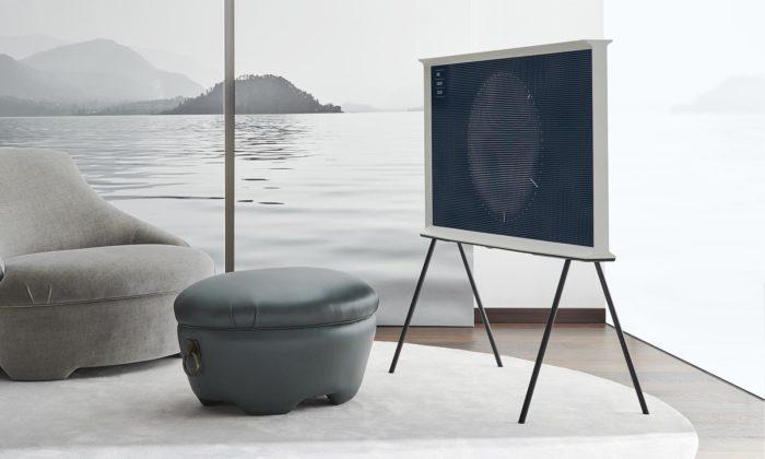 Samsung uvádí načeský trh televizi The Serif oceněnou za výjimečný design